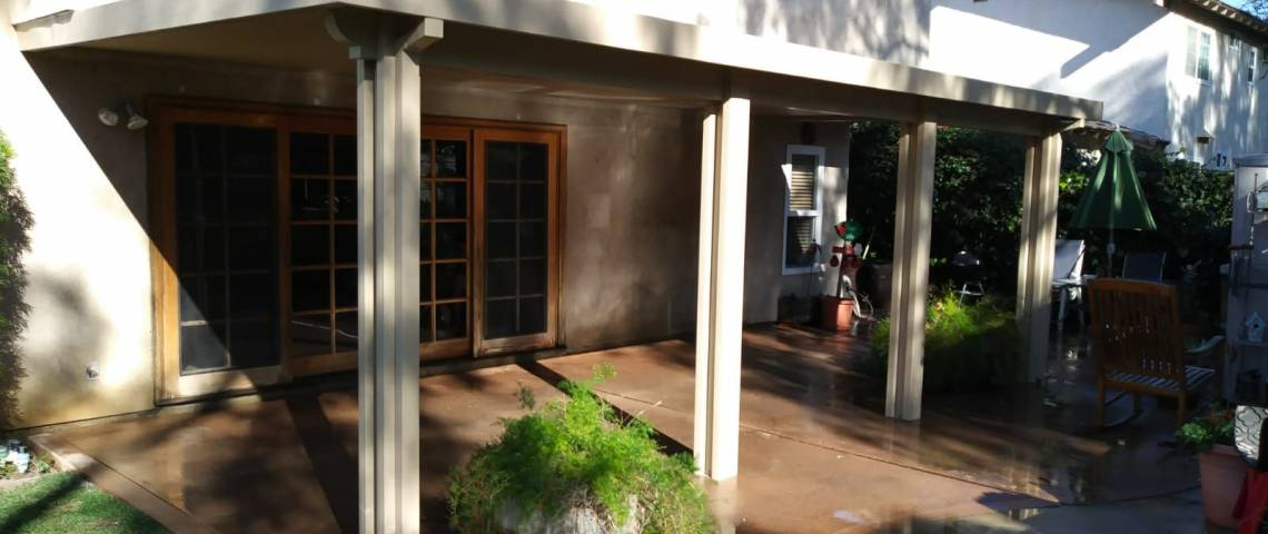 Patio Cover Installation In Thousand Oaks Nrg Builders